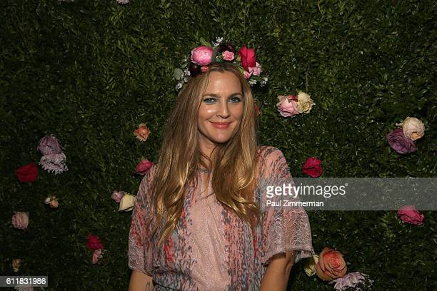 Drew Barrymore attends the 3rd Annual Beautycon Festival New York at Pier 36 on October 1 2016 in New York City