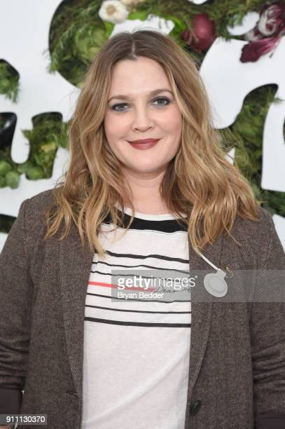 Drew Barrymore attends the in goop Health Summit on January 27 2018 in New York City