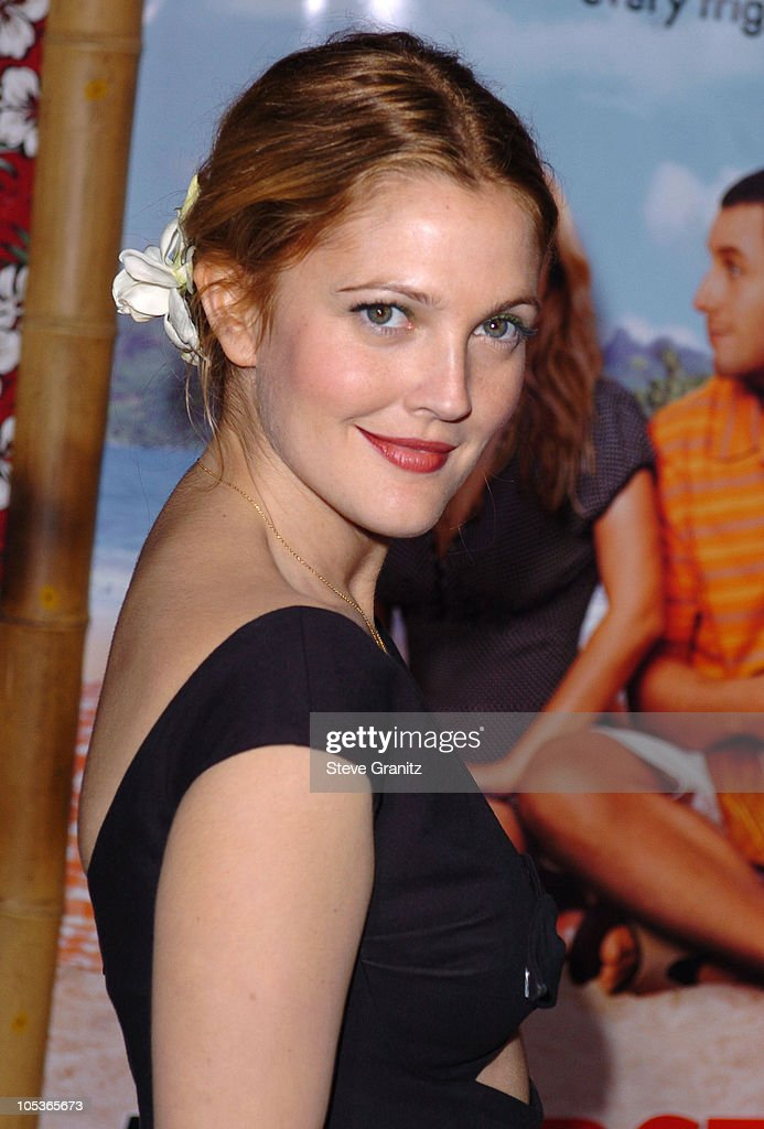 Drew Barrymore during '50 First Dates' Premiere at Mann Village Theatre in Westwood, California, United States.