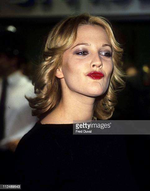 Drew Barrymore during 'Ever After' A Cinderella Story UK Premiere in London Great Britain