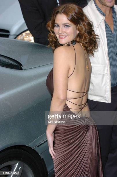 Drew Barrymore during The Perfect Catch VIP Screening at The Electric Cinema in London Great Britain