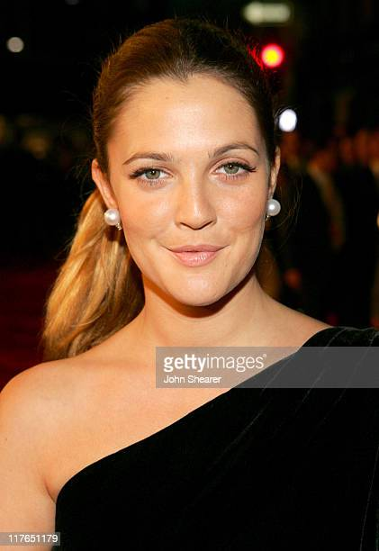 Drew Barrymore during The Sony Global Marketing Partners' Closing Celebration at Rodeo Drive in Beverly Hills, California, United States.