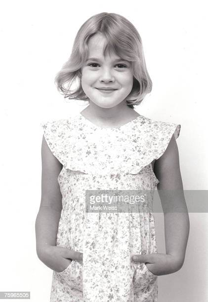 Drew Barrymore File photo promoting the motion picture 'ET' in 1982
