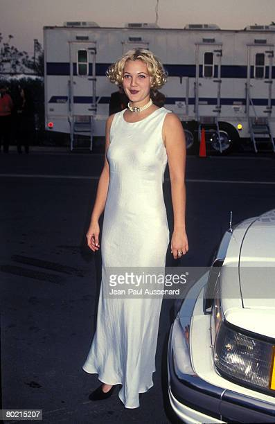 Drew Barrymore in Los Angeles circa 1993