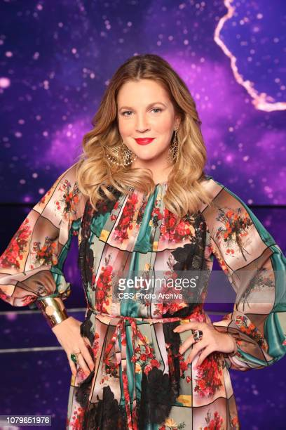 Drew Barrymore judge on the CBS series THE WORLD'S BEST scheduled to air on the CBS Television Network