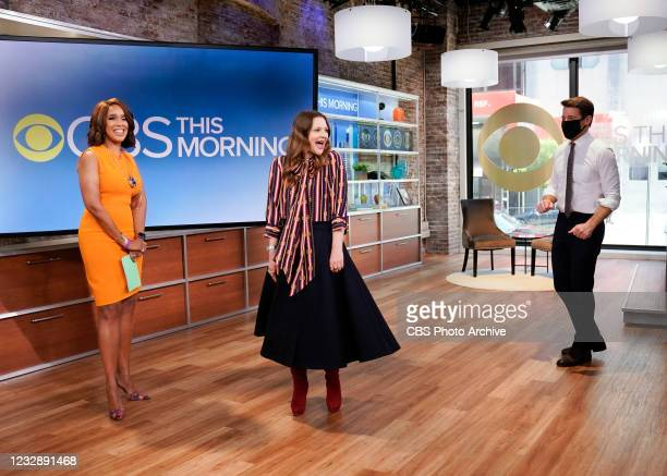 Drew Barrymore will Guest Host May 17 and 18 on CBS THIS MORNING along side Co-Hosts Gayle King and Anthony Mason for Co-Host Tony Dokoupil while...
