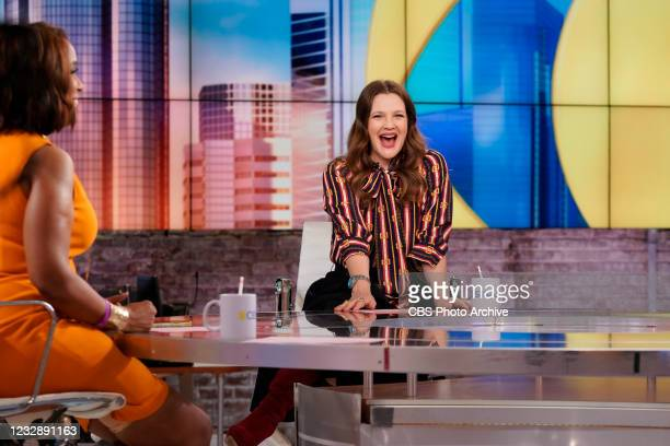 Drew Barrymore willl join CBS This Morning Co-Hosts Gayle King and Anthony Mason as Guest Host on May 17th and 18th while Tony Dokoupil is on...