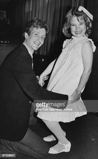 Drew Barrymore with her brother John Blythe Barrymore