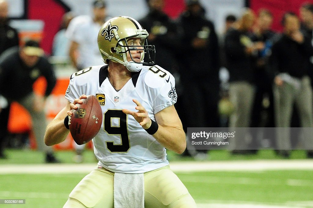 New Orleans Saints v Atlanta Falcons : Nachrichtenfoto
