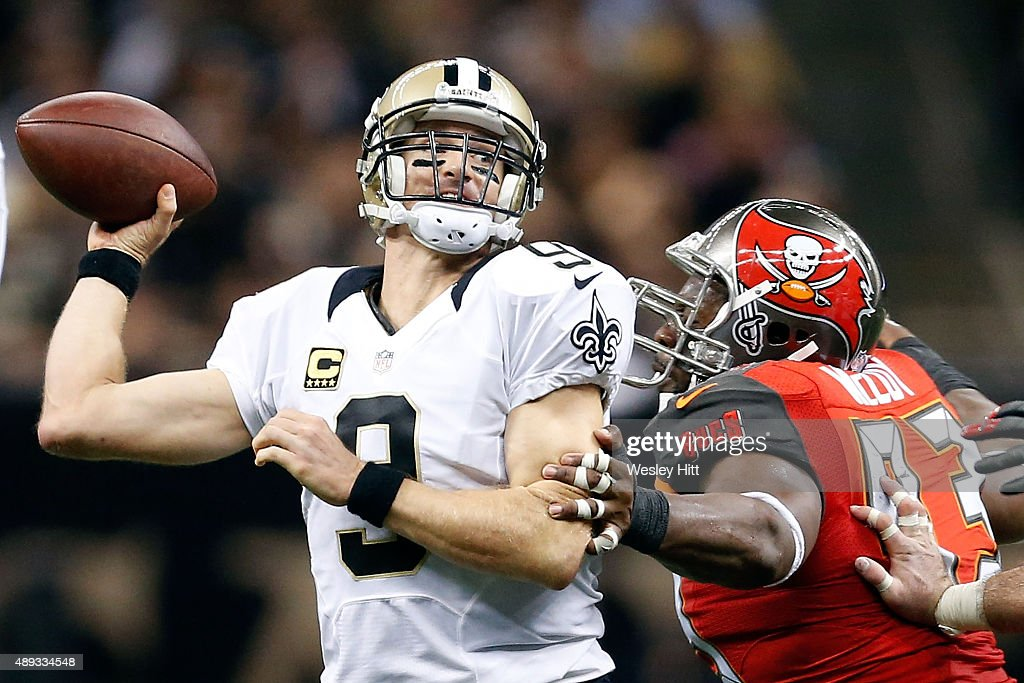 Tampa Bay Buccaneers v New Orleans Saints : News Photo