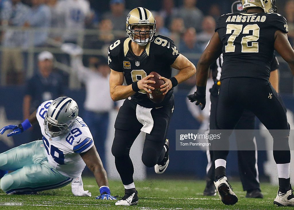 New Orleans Saints v Dallas Cowboys : News Photo