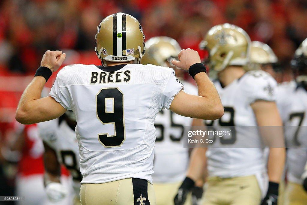 New Orleans Saints v Atlanta Falcons : News Photo