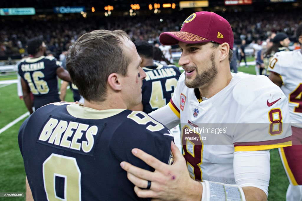 Washington Redskins v New Orleans Saints : News Photo