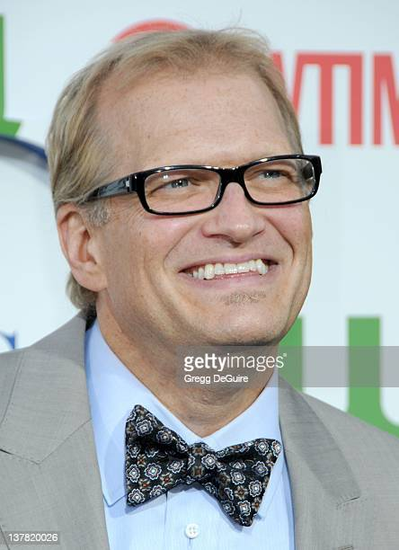 Drew Carey arrives at the CBS The CW Showtime Summer Press Tour Party held at The Tent on July 28 2010 in Beverly Hills California