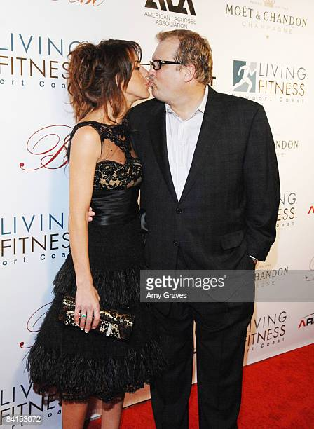 Drew Carey attends New Year's Eve At Beso Hosted by Eva Longoria on December 31 2008 in Hollywood CA