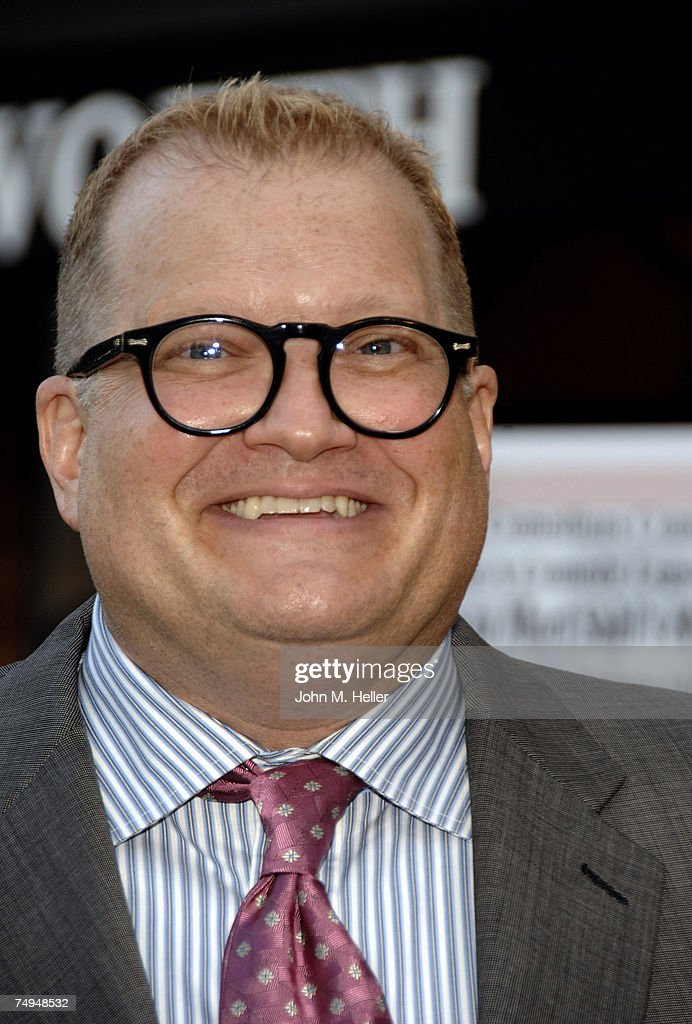 Drew Carey attends the All-Star Comedy salute to Mort Sahl in honor of his 80th birthday at the Wadsworth Theater, Brentwood on June 28, 2007 in West Los Angeles, California.
