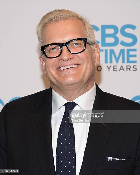 Drew Carey attends the CBS Daytime 30 Years celebration at The Paley Center for Media on October 20 2016 in Beverly Hills California