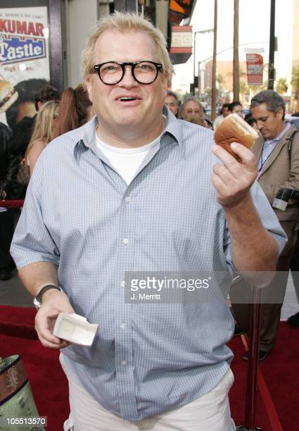 Drew Carey during 'Harold Kumar Go To White Castle' Los Angeles Premiere Arrivals at The Mann Chinese Theatre in Hollywood California United States