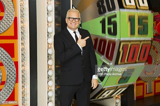Drew Carey host of the of therated daytime series and the longestrunning game show in television history THE PRICE IS RIGHT scheduled to air weekdays...