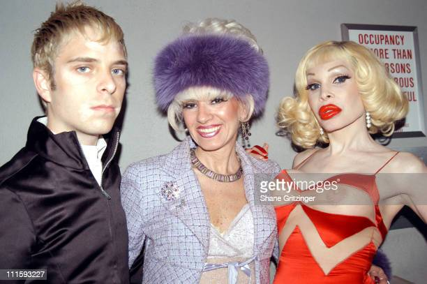 Drew Cognac Wellerlane and Amanda Lepore *exclusive*