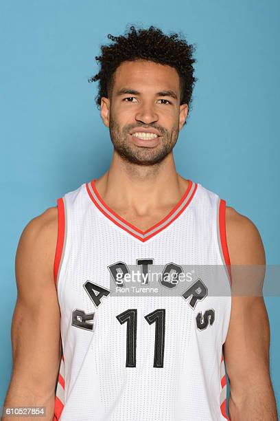 Drew Crawford of the Toronto Raptors poses for a head shot during the 20162017 Media Day on September 26 2016 at the BioSteel Centre in Toronto...