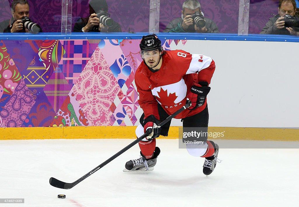 Ice Hockey - Winter Olympics Day 16 : News Photo