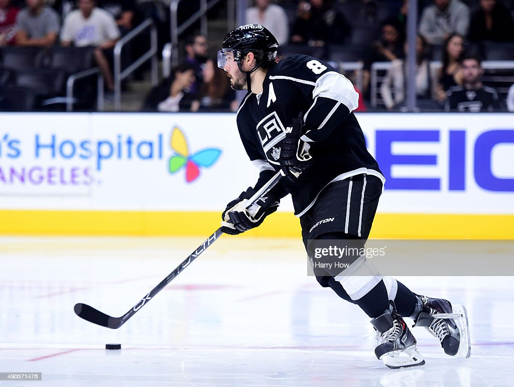 Arizona Coyotes v Los Angeles Kings : Fotografía de noticias