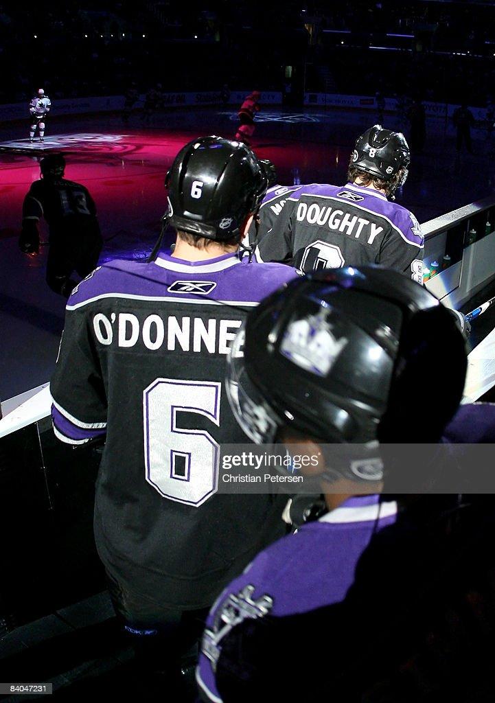 San Jose Sharks v Los Angeles Kings : News Photo