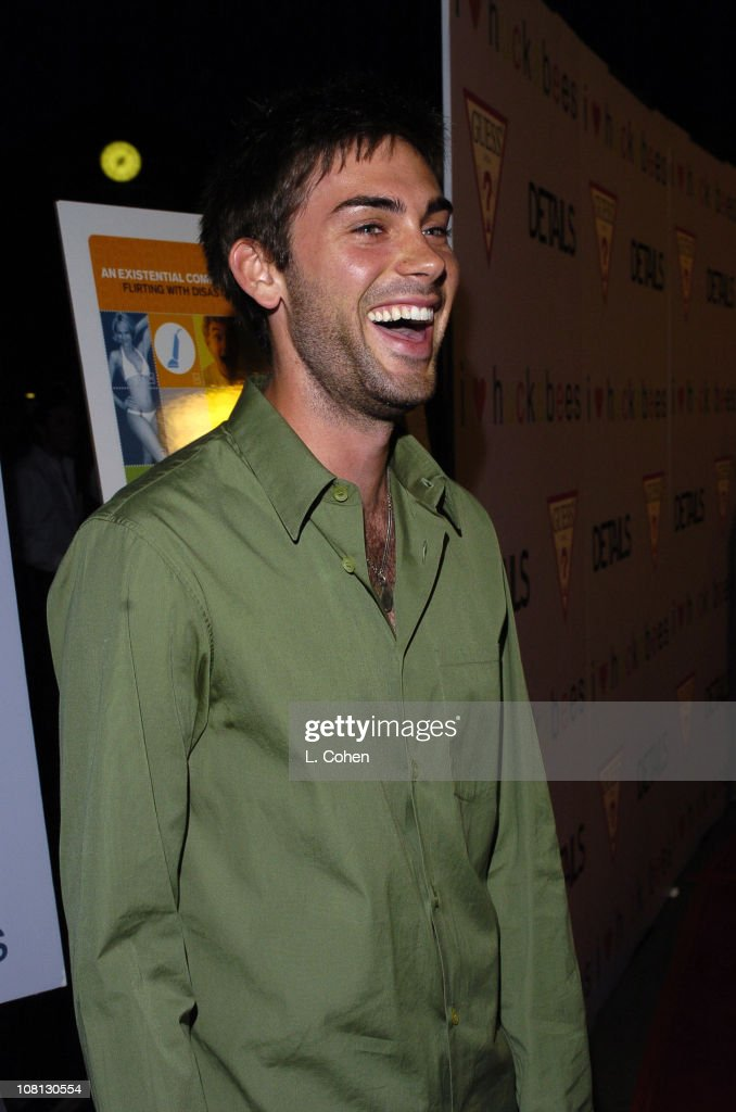 Drew Fuller during Details Magazine and GUESS? Host I Heart Huckabees Premiere - Red Carpet at The Grove in Los Angeles, California, United States.
