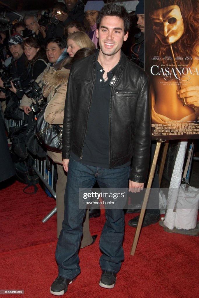 "Touchstone Pictures' ""Casanova"" New York City Premiere - Outside Arrivals"