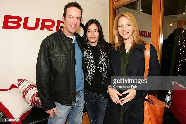 Drew Gerstein Courteney CoxArquette and Lisa Kudrow *Exclusive*