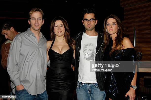 Drew Laak Jennifer Tilly Guest and Donna Baldwin attend PREVIEW of THE IVY HOTEL at The Ivy Hotel on May 24 2007 in San Diego CA