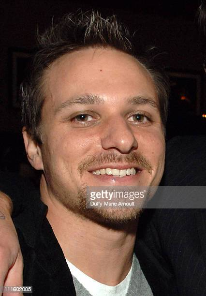 Drew Lachey during Noel Ashman Throws Party for Joey McIntyre Celebrating the Release of His New Album Talk to Me and Dancing with the Stars Tour at...