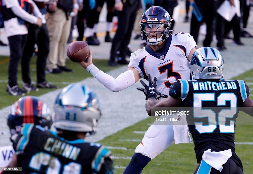 Denver Broncos v Carolina Panthers : News Photo