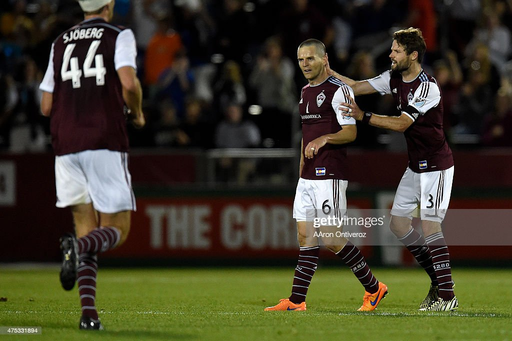 Colorado Rapids vs Portland Timbers, MLS : News Photo