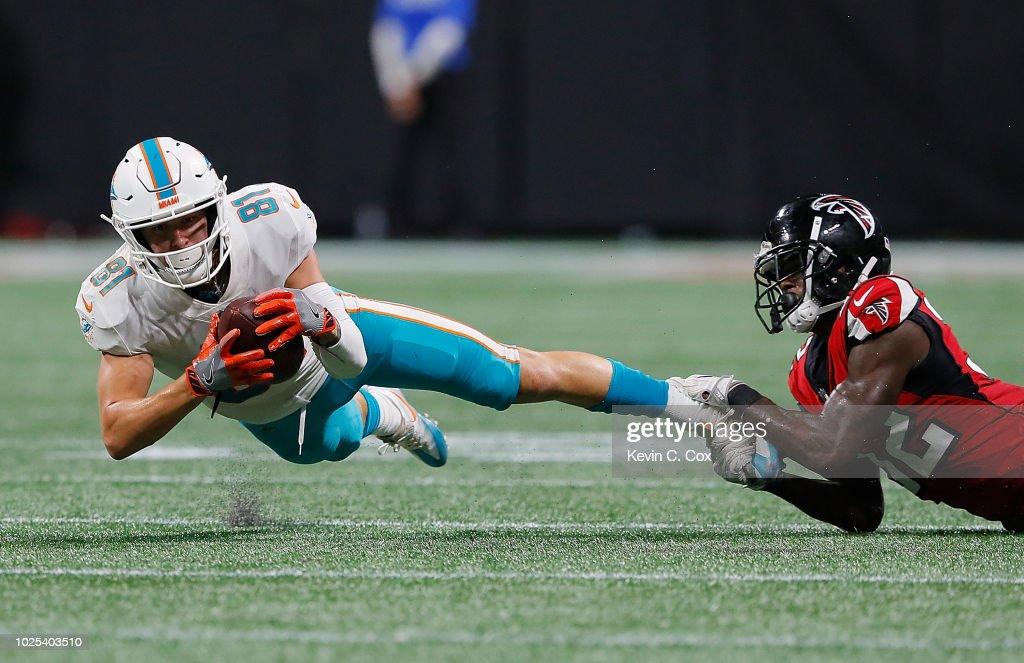 Miami Dolphins v Atlanta Falcons : News Photo