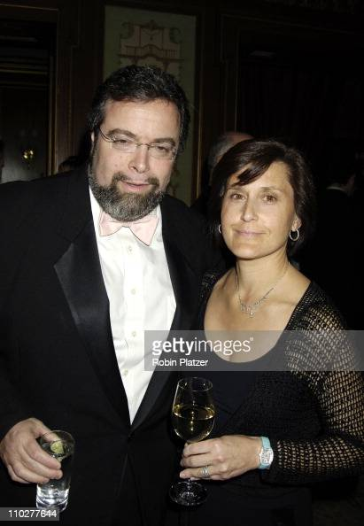 Drew Nieporent And Wife Ann During The 2005 Food Allergy