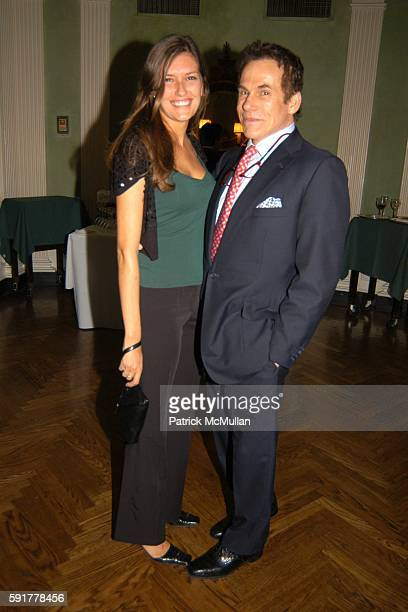 Drew Nieporent Laurie Stokes Sirio Maccioni Mario Batali and Paul Boulud attend Kickoff Party for The Food Allergy Ball 2005 Honoring Mario Batali at...