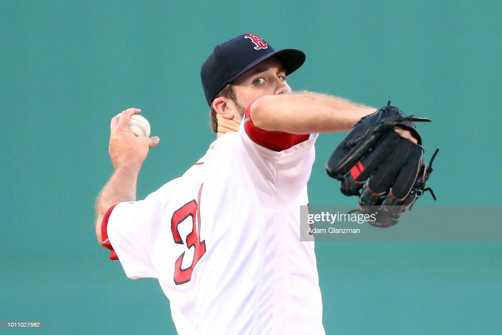 Philadelphia Phillies v Boston Red Sox : News Photo