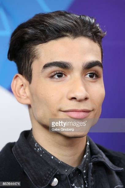 Drew Ramos of In Real Life attends the 2017 iHeartRadio Music Festival at TMobile Arena on September 23 2017 in Las Vegas Nevada