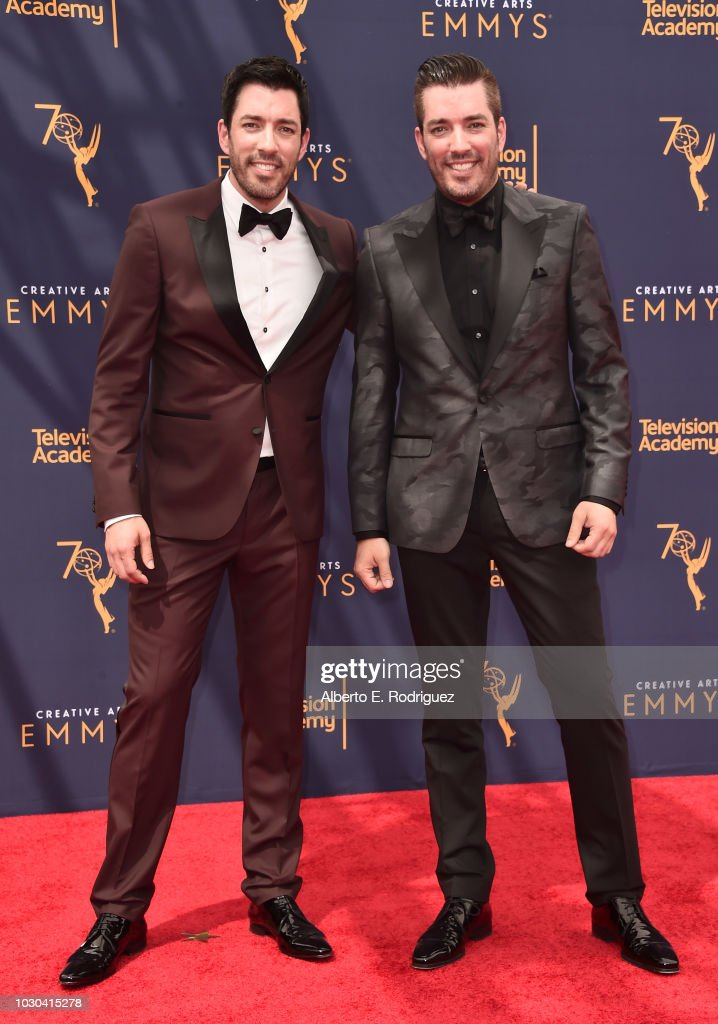 2018 Creative Arts Emmy Awards - Day 2 - Arrivals
