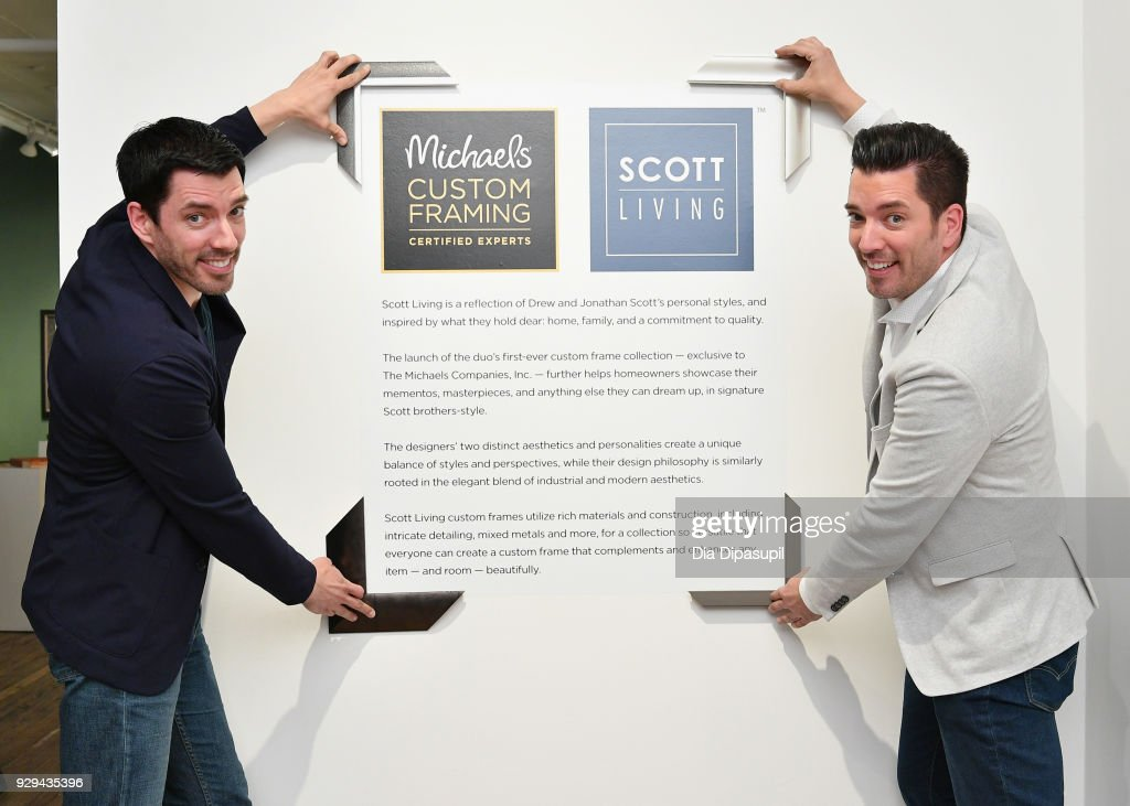 Michaels & Scott Brothers Custom Framing Event With Michaels Photos ...