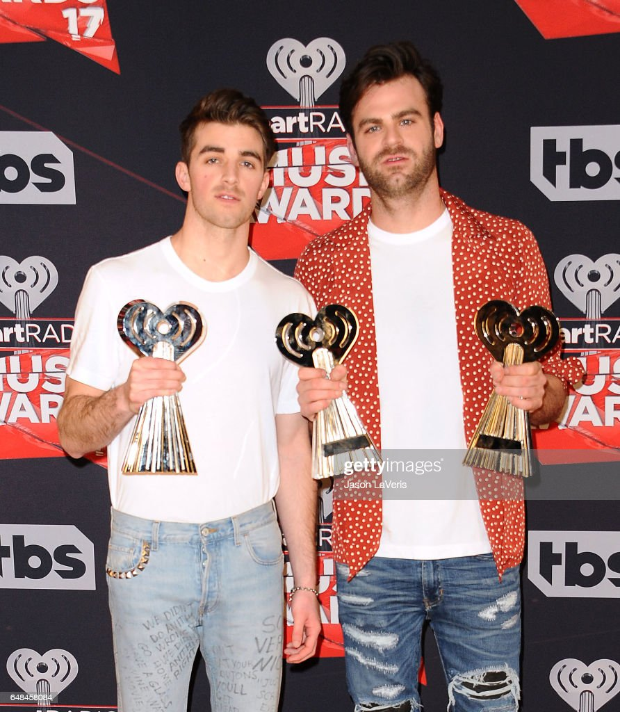 2017 iHeartRadio Music Awards - Press Room