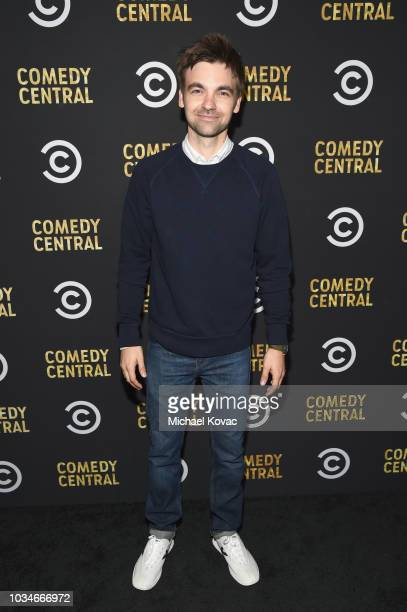 Drew Tarver attends Comedy Central's Emmys Party at The Highlight Room at the Dream Hotel on September 16 2018 in Hollywood California