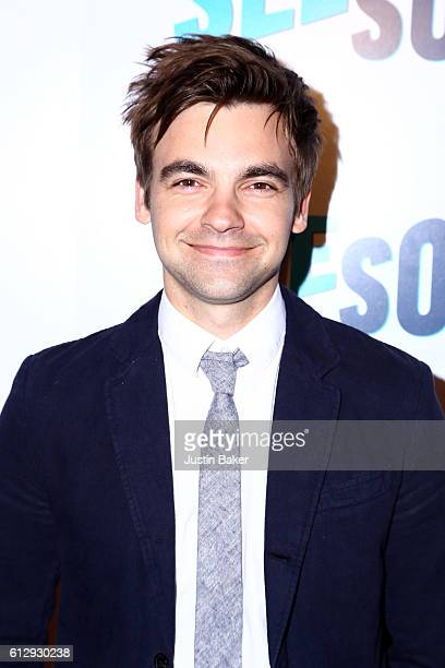 Drew Tarver attends the premiere of Seeso's Bajillion Dollar Properties Season 2 at The Theatre at Ace Hotel on October 5 2016 in Los Angeles...