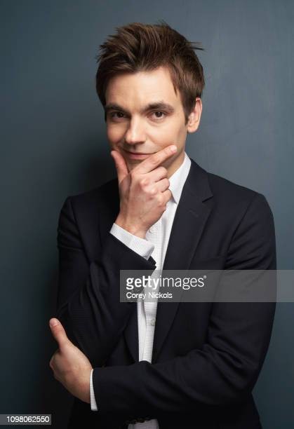 Drew Tarver of Comedy Central's The Other Two poses for a portrait during the 2019 Winter TCA at The Langham Huntington Pasadena on February 11 2019...