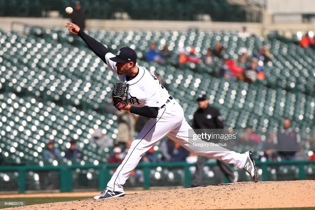 Baltimore Orioles v Detroit Tigers : News Photo