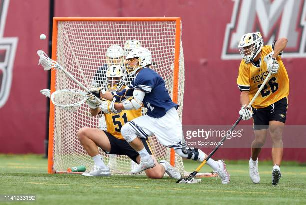 Drexel Dragons Matthew Varian in action during the CAA Championship game between Drexel Dragons and Towson Tigers on May 4 at Garber Field in Amherst...