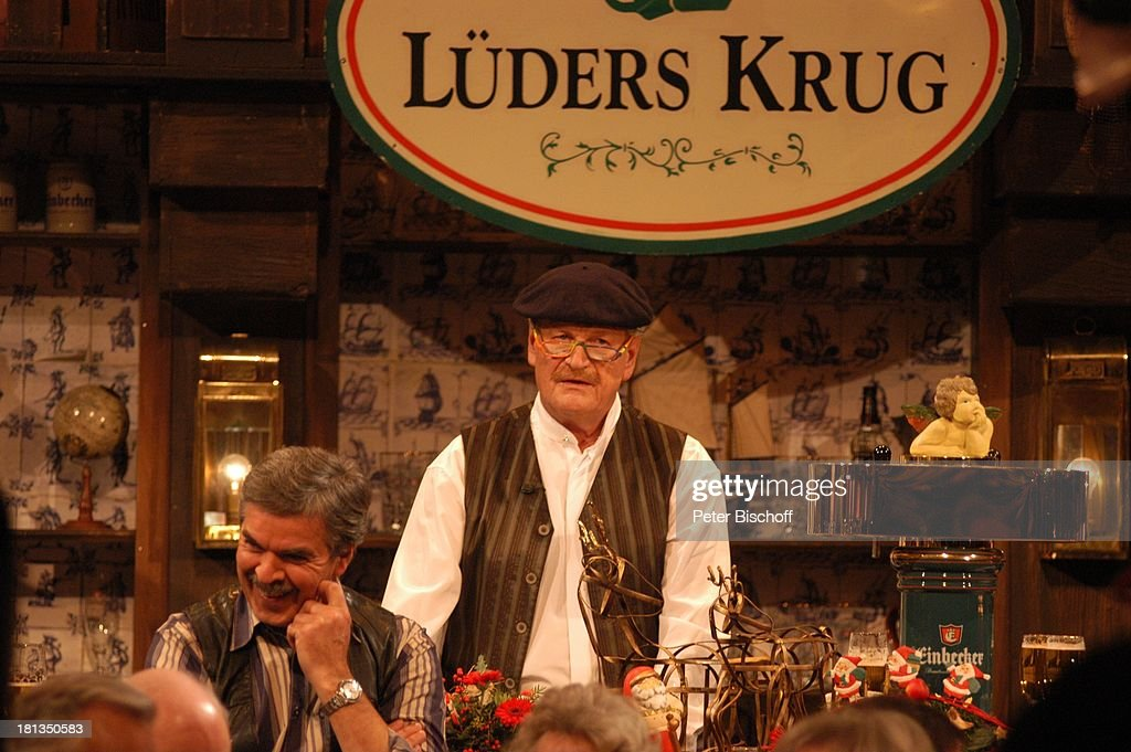 Lüders Hamburg dr günther willumeit ndr fernsehshow lüders krug hamburg de