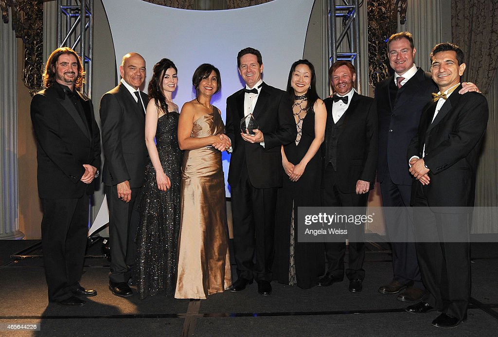 Society For Brain Mapping And Therapeutics (SMBT) 12th Annual World Congress Black Tie Gala - Inside : News Photo